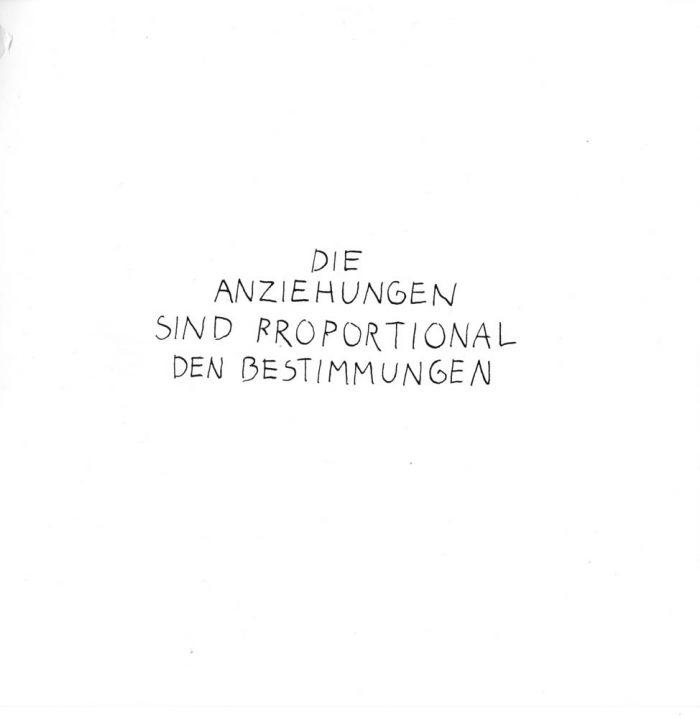Die Anziehung.Ole H. Hagen