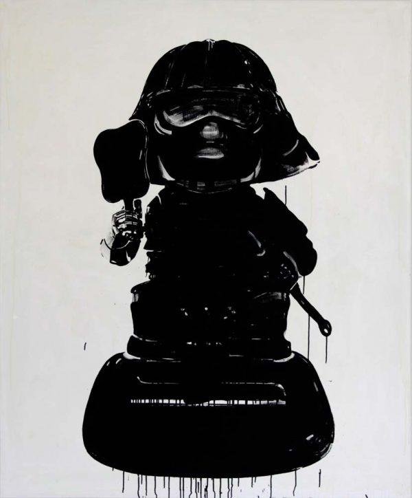Ole Henrik Hagen.  Samurai Toy