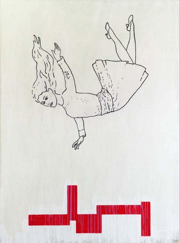 Ole Henrik Hagen. Falling