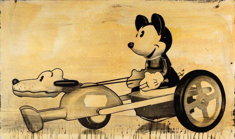 Ole Henrik Hagen. Merry goround funny driving