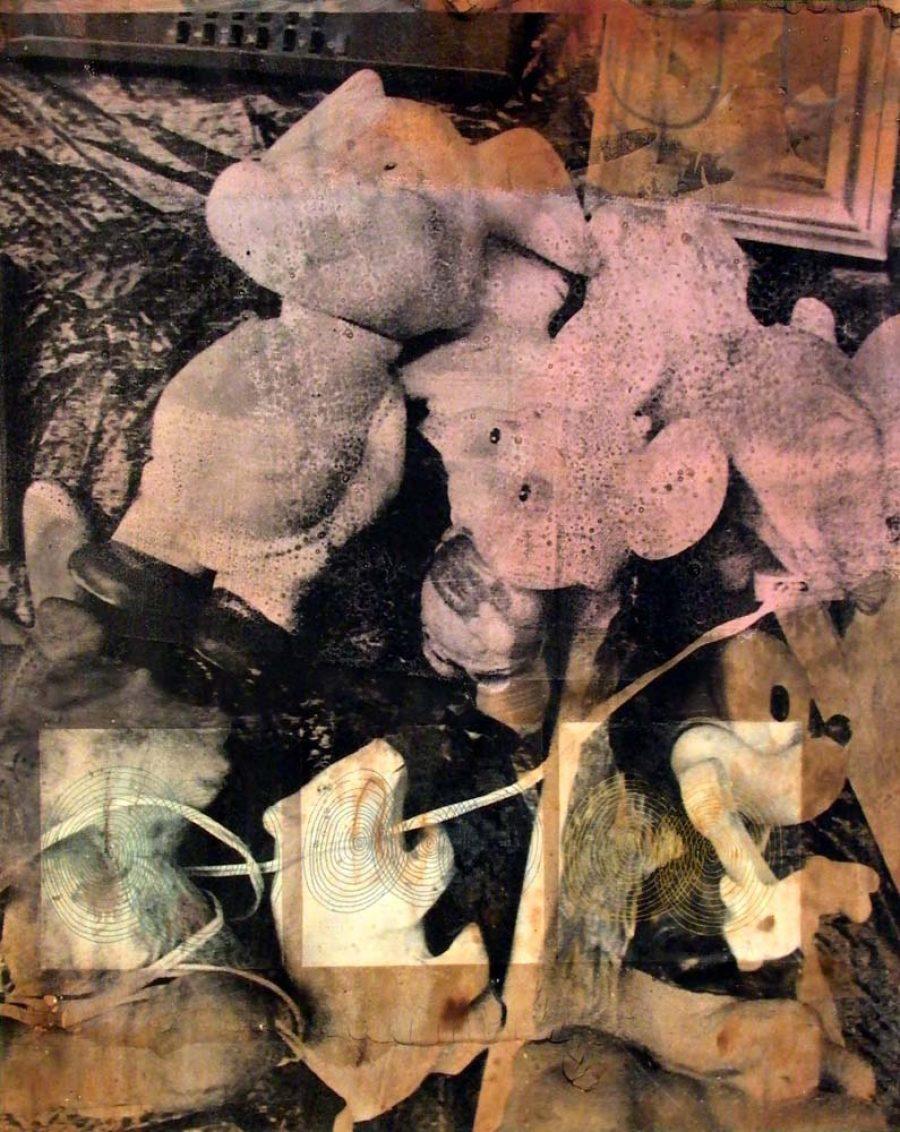 Ole Henrik Hagen. Palermo collage