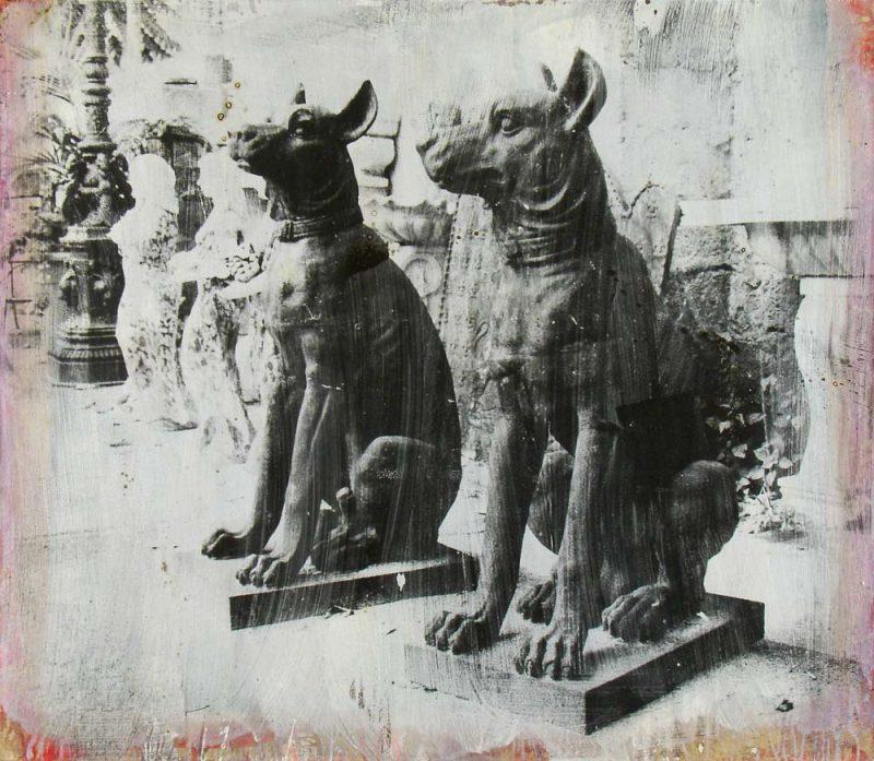 Palermo statuer, Ole Henrik Hagen