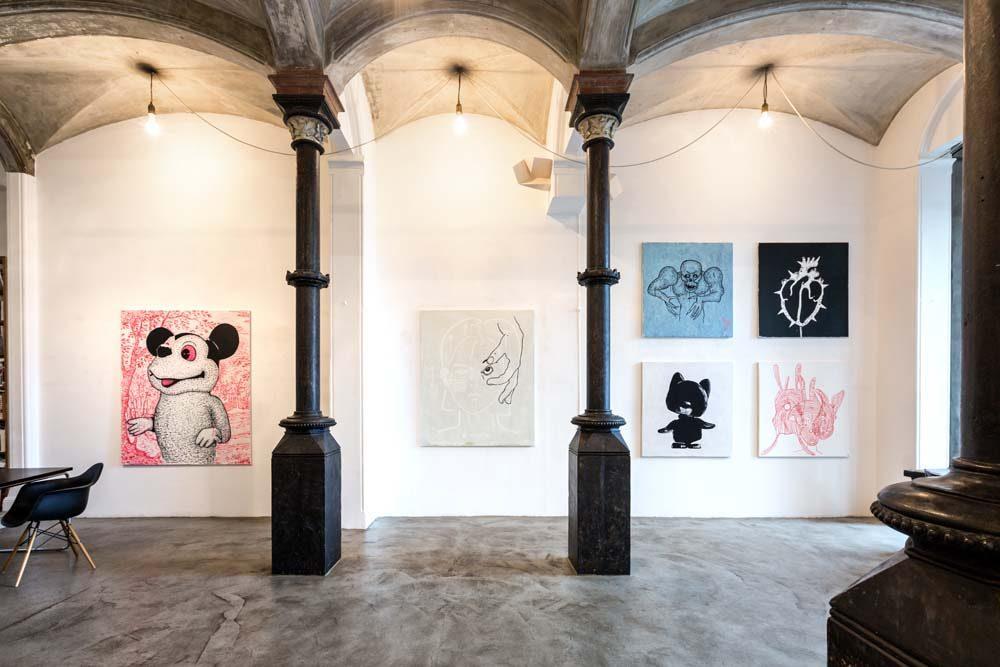 Ole Henrik Hagen. Galerie Kammer 2016