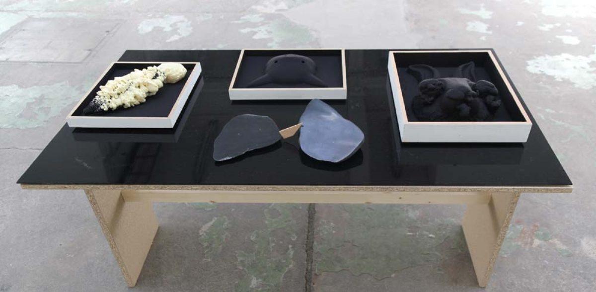 Objekte, Bærum kunsthall 2017. Ole Henrik Hagen