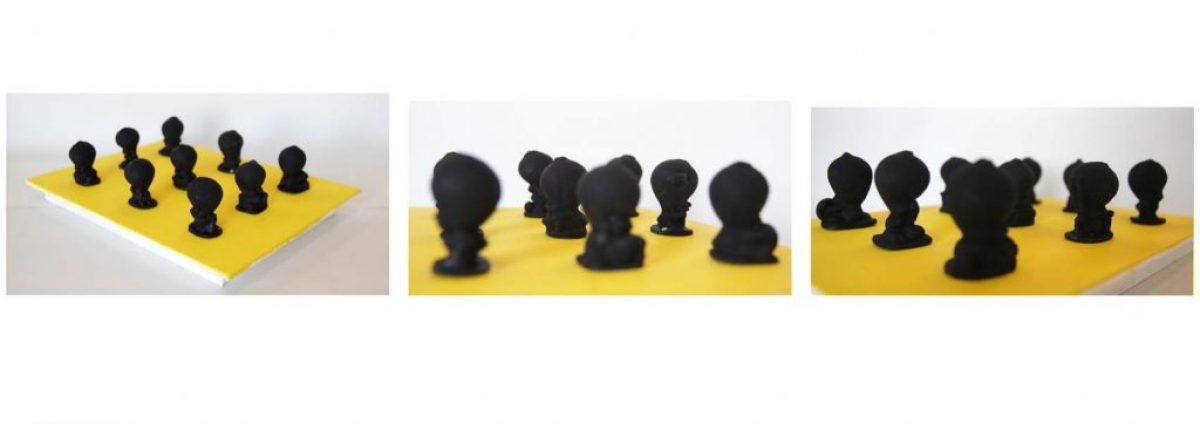 Black Ducks ,Objekte. Ole Henrik Hagen