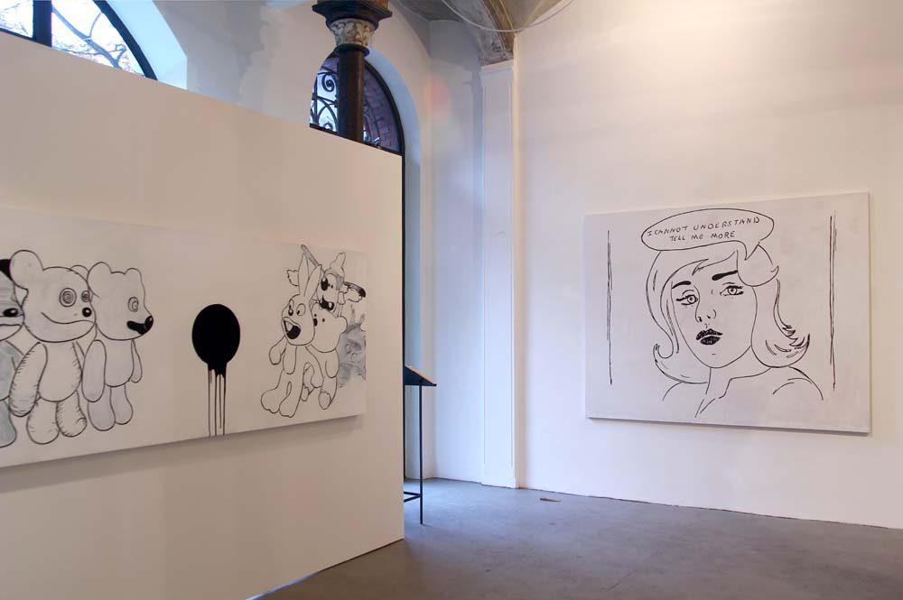Ole Henrik Hagen, Evolution, Galerie Kammer 2013