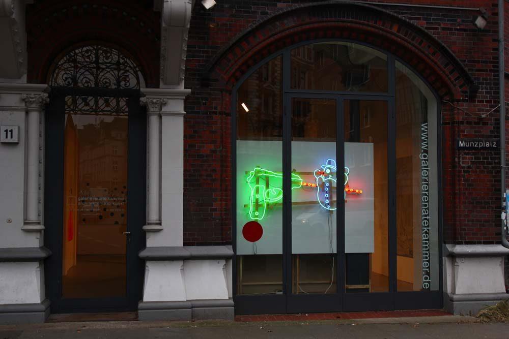 Ole Henrik Hagen. Galerie Kammer 2013