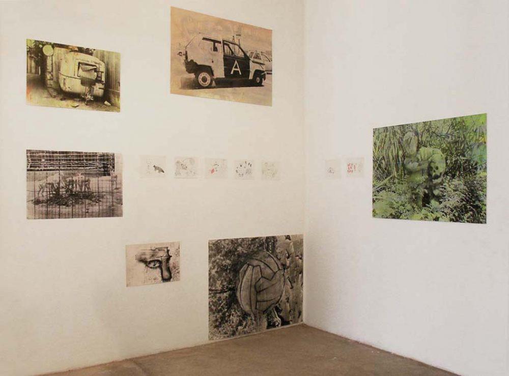 Galerie Kammer, Palermo bilder, 2005. Ole Henrik Hagen