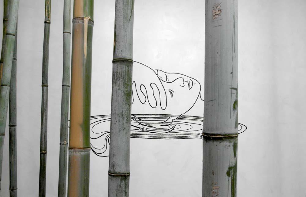 Nishinomiya Funasaka Biennale, Japan, 2010. Ole Henrik Hagen